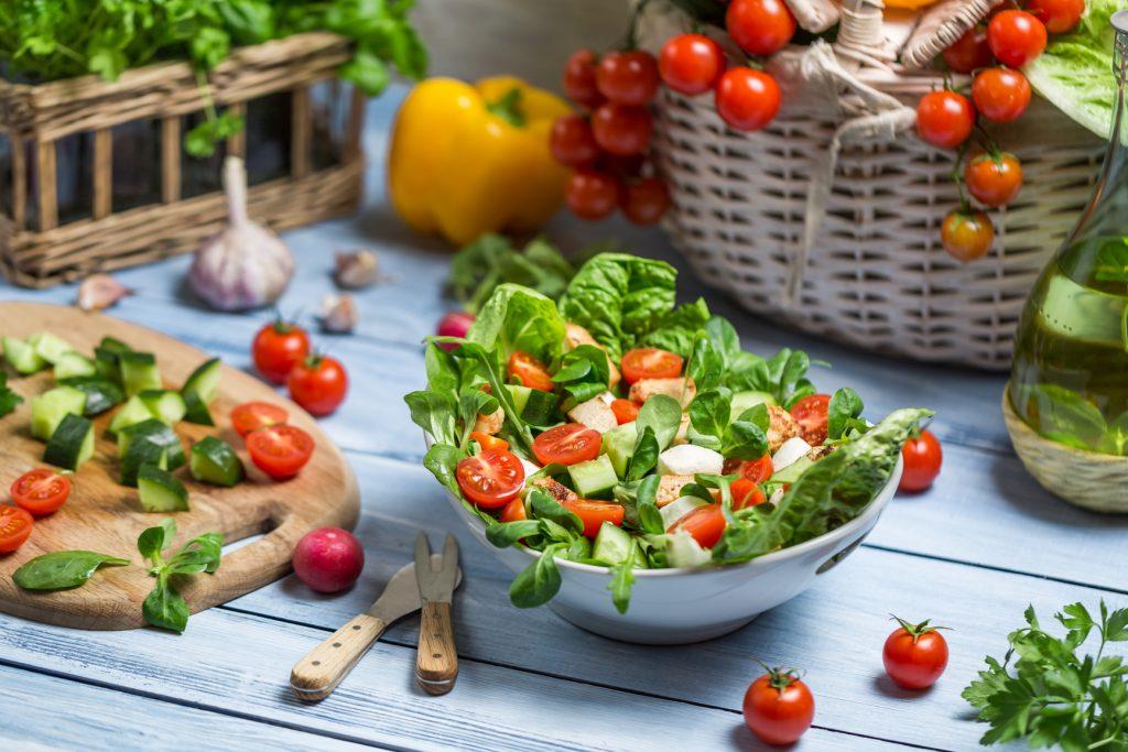 продукты здорового питания рисунки