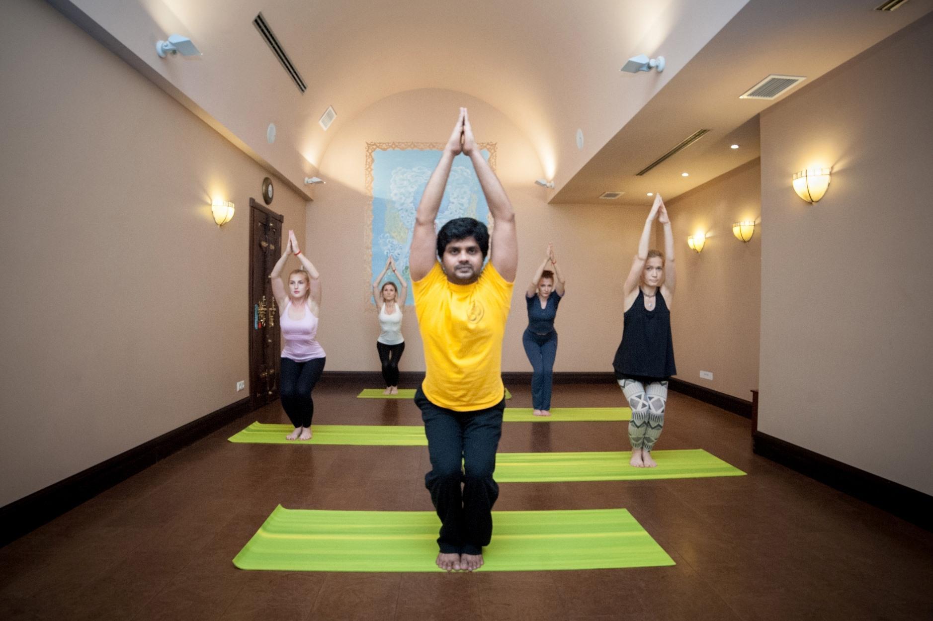 йога керала