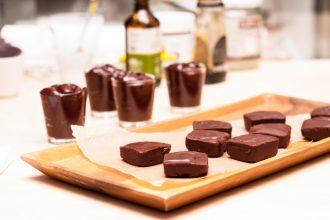 шоколадная помадка из какао