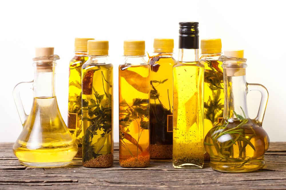 Как изготовить растительное масло