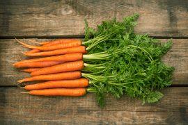 морковь