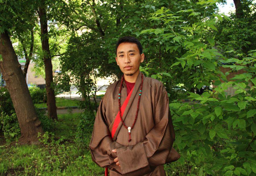 Нгаванг Сангье Лама