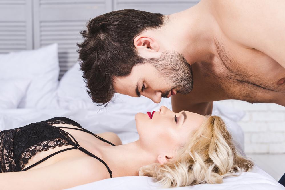 Сексуальный контакт фазы